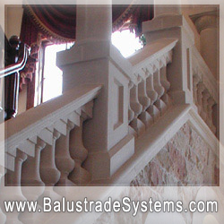 Balustrade systems first class architectural products for Fypon balustrade