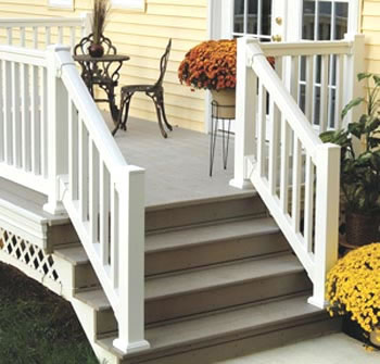 Fypon quick rail system porch post system for Fypon balustrade systems